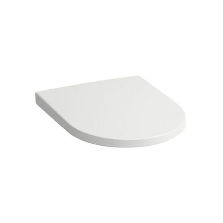 891601 - Laufen Pro Quick Release WC / Toilet Seat with Soft Close for Hollow Fixing - 8.9160.1